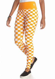 LoudMouth University - Tennessee Volunteers Checkerboard Leggings