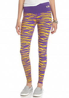 LoudMouth University - LSU Tigers Leggings