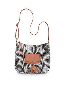 Red Camel Large Hobo/Crossbody Bag