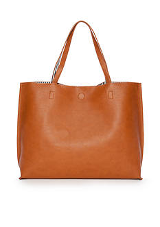 Red Camel Reversible Tote Bag