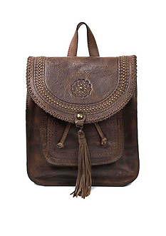 Patricia Nash Distressed Vintage Jovann Backpack