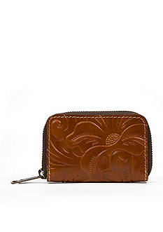 Patricia Nash Abri Zip Around Wallet
