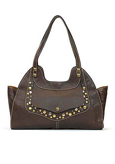Patricia Nash Studded Collection Ergo Satchel