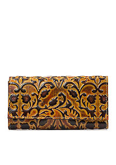 Patricia Nash Tooled Terresa Wallet