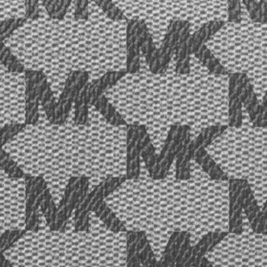 Handbags and Wallets: Black MICHAEL Michael Kors Kors Studio Collection Natalie Heritage Signature Logo Wallet