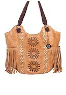 The Sak Indio Leather Tote