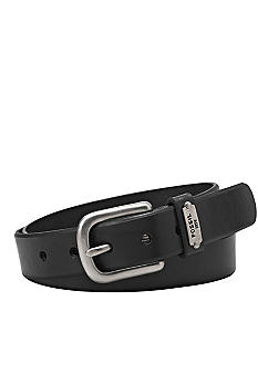 Fossil® Logo Keeper Belt