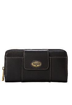 Fossil Explorer Zip Clutch
