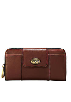 Fossil® Explorer Zip Wallet