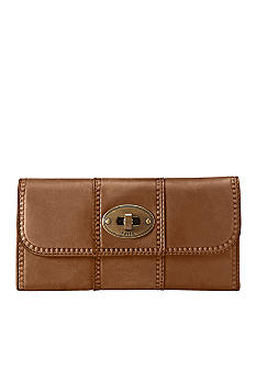 Fossil Vintage Revival Flap Clutch