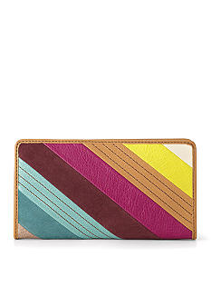 Fossil Hunter Zip Clutch