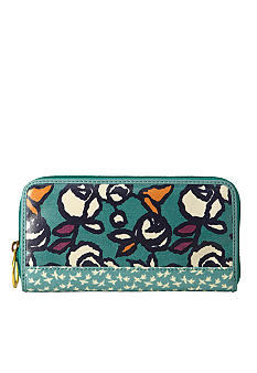 Fossil® Key-Per Zip Clutch