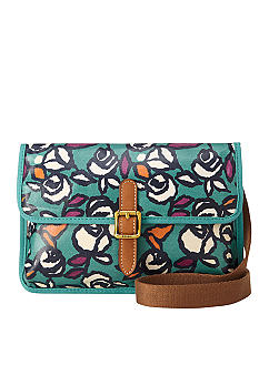 Fossil Key-Per Mini East West Crossbody