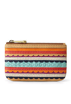 Fossil Explorer Zip Coin Purse