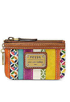 Fossil Emory Zip Coin Bag