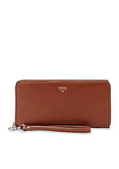 Fossil® Sydney Zip Wallet