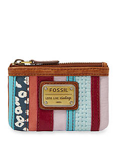 Fossil® Emory Zip Coin Pouch