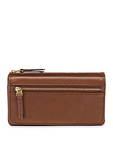 Fossil® Erin Flap Clutch Wallet