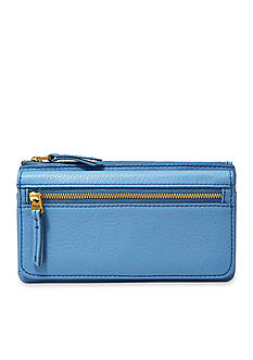 Fossil® Erin Flap Clutch Wallet