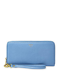 Fossil® Erin Zip Clutch Wallet