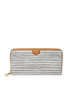 Fossil Sydney Zip Clutch Wallet