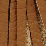 Handbags and Wallets: Brown Fossil Tassel Bag Charm
