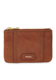 Fossil Ellis Zip Coin Pouch