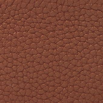 Designer Small Accessories: Multi Brown Fossil Preston Zip Clutch