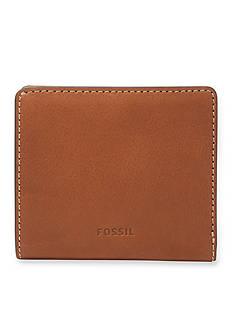 Fossil Emma RFID Mini Bifold Wallet