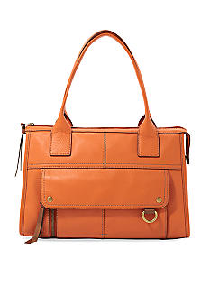 Fossil Morgan Satchel