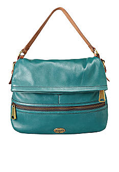 Fossil Explorer Flap Shoulder Bag