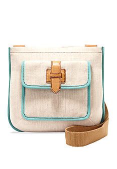 Fossil Shay Top Zip Crossbody