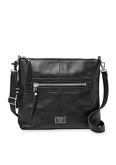 Fossil Dawson Top Zip Crossbody