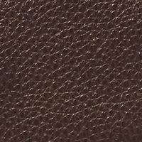 Handbags and Wallets: Cordovan Fossil Peyton Large Double Flap Crossbody