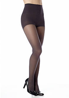 DKNY Comfort Lux Opaque Control Top Tights