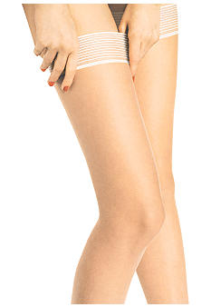 Donna Karan Nude Thigh High