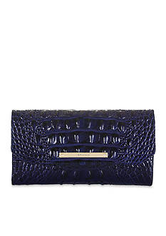 Brahmin Melbourne Collection Soft Checkbook Wallet