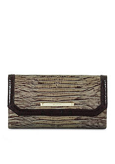 Brahmin Soft Checkbook Wallet Pennfield Collection