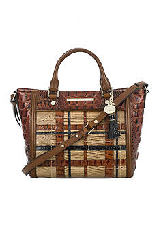 Brahmin Mini Arno Satchel Canterbury Collection