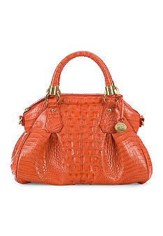Brahmin Melbourne Lisa Satchel