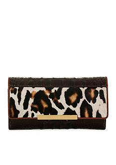 Brahmin Morrison Collection Soft Checkbook Wallet