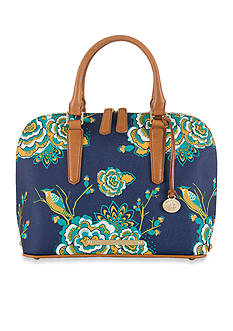 Brahmin Belize Collection Vivian Dome Satchel