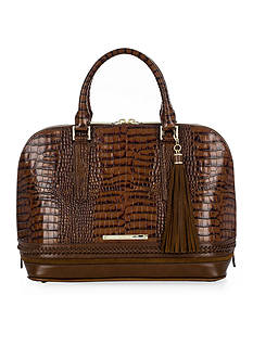 Brahmin Vivian Satchel Rockdale Collection