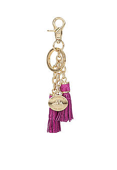Brahmin Melbourne Tassel Key Ring