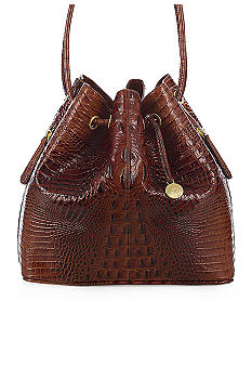 Brahmin Melbourne Trina Drawstring Shoulder Bag