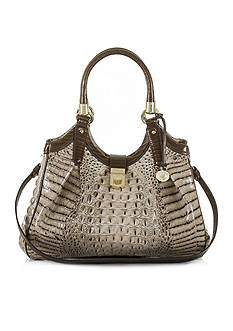 Brahmin Elisa Satchel Bronte Collection