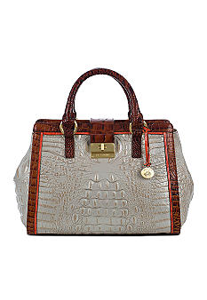 Brahmin Tri-Color Annabelle Satchel
