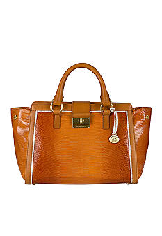 Brahmin Annabelle Sand Simon Satchel Collection