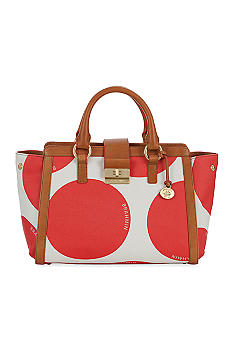 Brahmin Annabelle, Polka Dot Collection Satchel