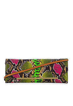 Brahmin Alexi Clutch Multi Anaconda